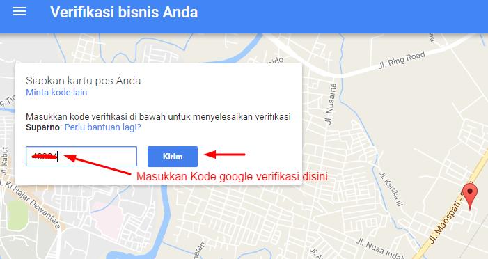 andrie.id%2B %2BCara Menambahkan Alamat Rumah dan Bisnis di Google maps lengkap 8
