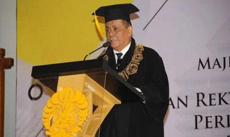 Punya Malu (Sedikit), Rektor UI Lepas Jabatan Rangkap