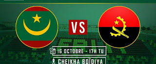 مشاهدة مباراة موريتانيا و أنجولا بث مباشر 29/06/2019 كأس أمم أفريقيا 2019