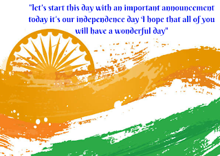 Happy Independence Day India 2020 images, quotes, messages, status, wallpaper for Whatsapp free download, 15 August Happy Independence Day India 2020 images, quotes,ansuin21.com