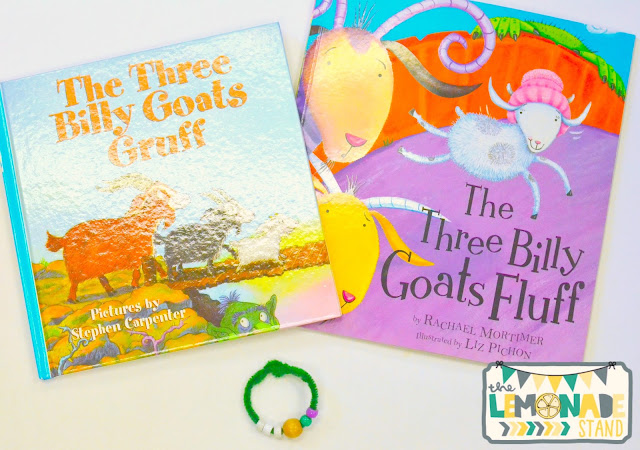 This Fairy Tales of Three pack is the perfect ELA unit to teach fairy tales and retell of events.  It's full of fairy tale crafts, fairy tales activities, and has a focus on story structure and story retell.  Great for kindergarten through second grade.  fairy tales kindergarten | art | education
