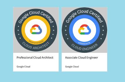 Top 5 courses to become Google Cloud Platform associate cloud engineer