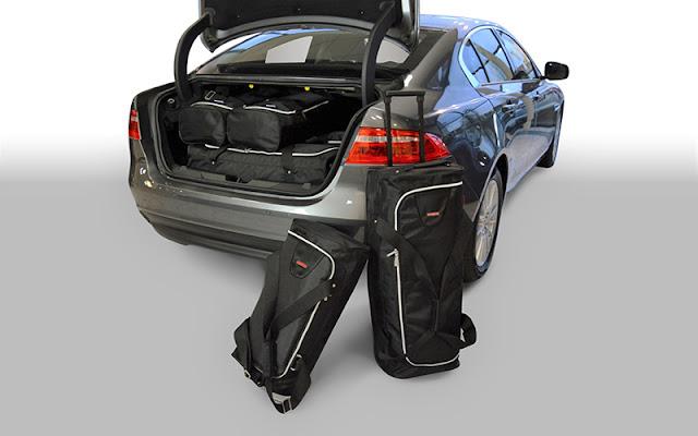 Jaguar XE 2020 có khoang chứa đồ dung tích 410 lít