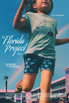 THE FLORIDA PROJECT - poster pelicula