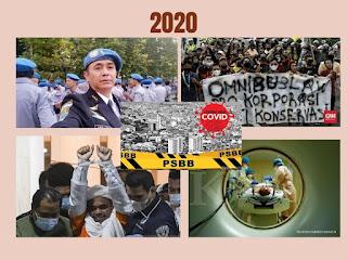 menolak lupa 2020