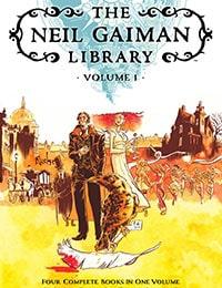 The Neil Gaiman Library Comic