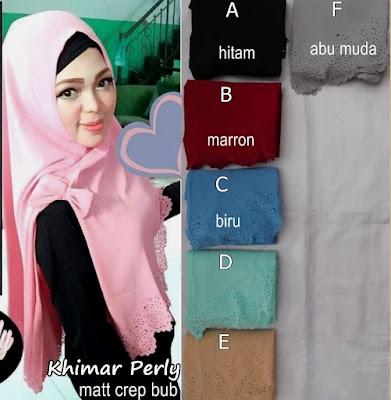 Model Jilbab Khimar Terbaru