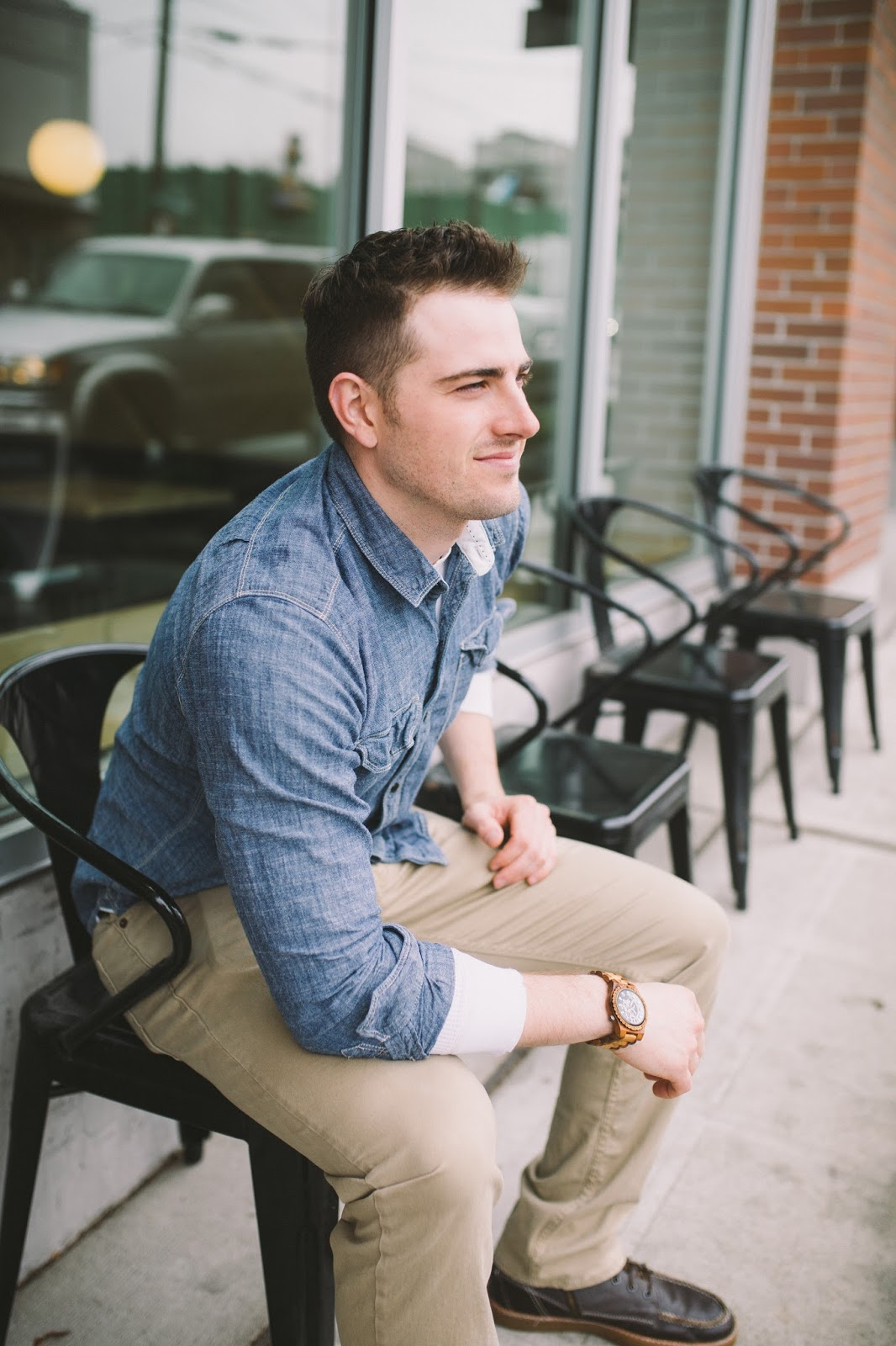 Menswear: 3 Tips to Transition to Spring