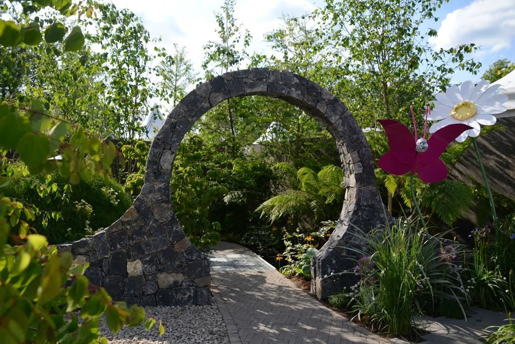 ogród dla dzieci projekt