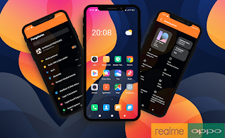 Download UI Pro Theme For Realme UI & Oppo Color OS 7