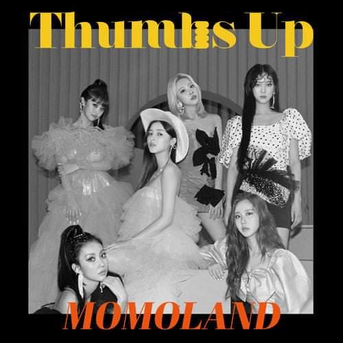Lirik Lagu Momoland Thumbs Up English Ver 456lyrics