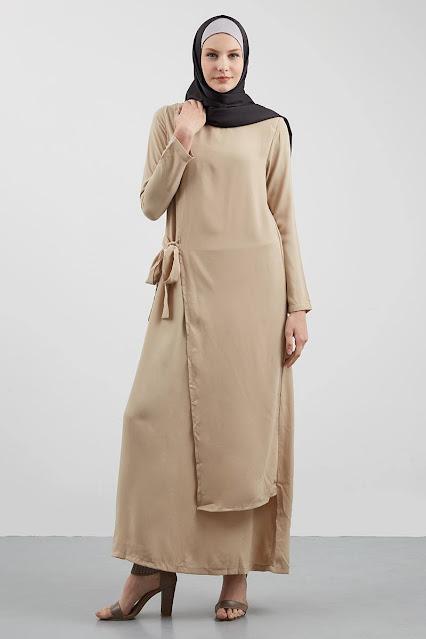 Long Dress Layer