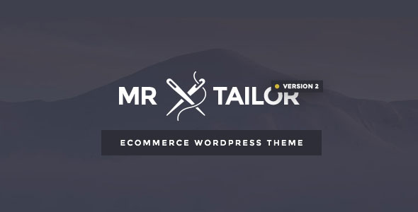 Free Download Mr. Tailor V2.0 - Responsive WooCommerce Wordpress Theme