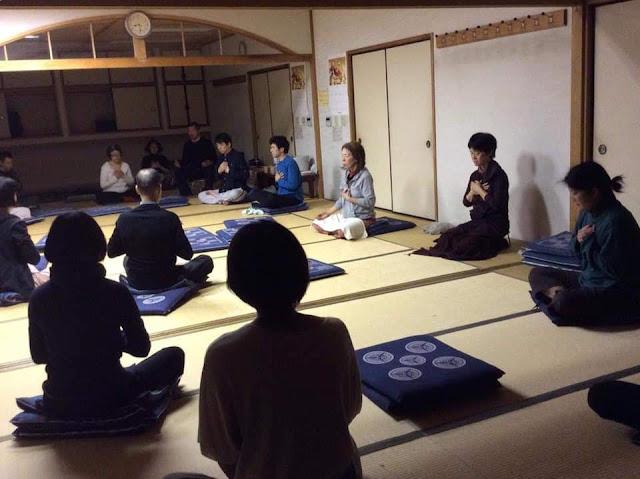 ハート瞑想の写真