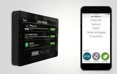 Infini Smart Home Hub