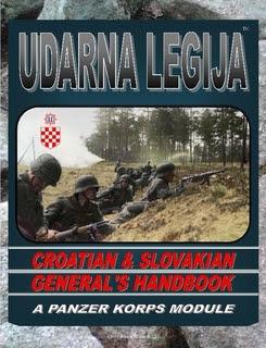 Udarna Legija: Croatian & Slovakian General's Handbook