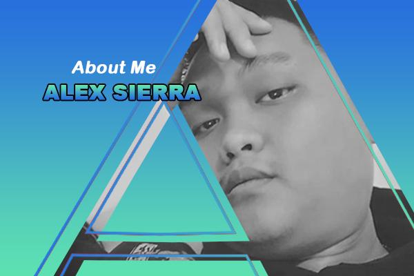 Tentang Saya Alex Sierra
