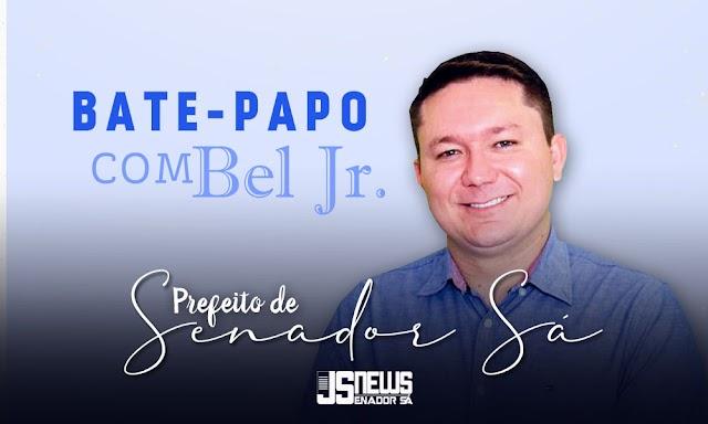 Confira o bate-papo com Bel Jr. após a expressiva vitória nas urnas de Senador Sá