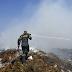 Εντοπίστηκε άτομο χωρίς τις αισθήσεις του κοντά στη φωτιά στη Φυλή