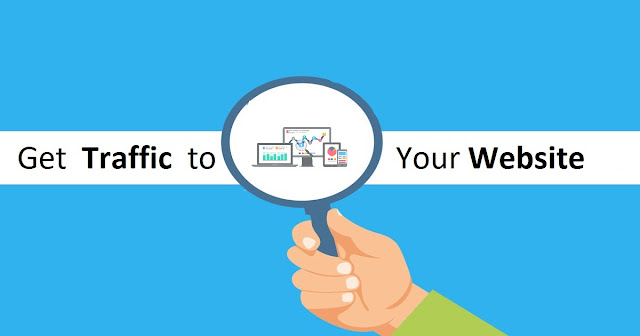 Get traffic to your website free