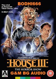 House 3 – The Horror Show  / Къщата 3 (1989)