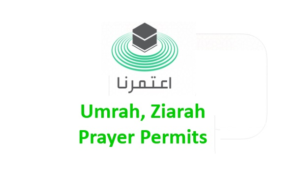 'Eatmarna' Umrah app adds new permits for Prayers in Holy Mosques - Saudi-Expatriates.com