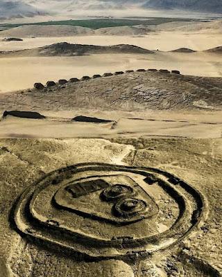 CHANKILLO - El observatorio astronómico más antiguo de América