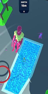 Screenshot Purple Diver - Apcoid