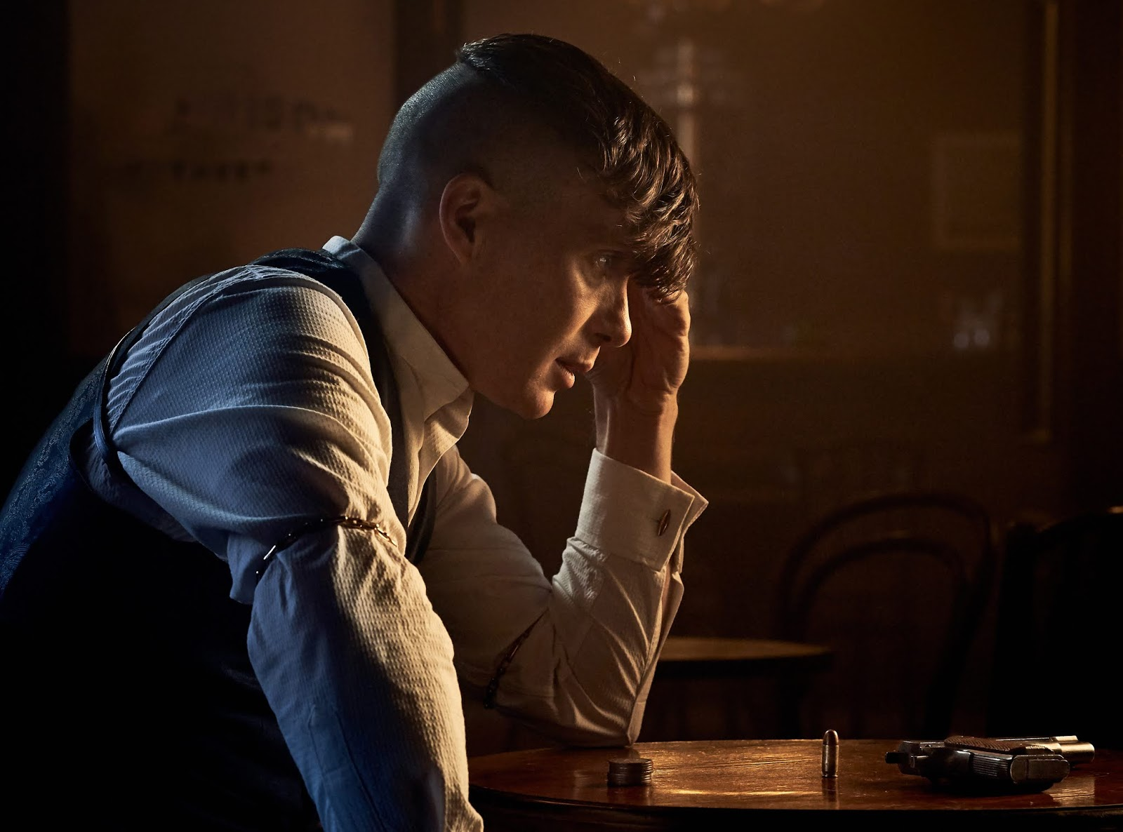 The Custard TV: Interview - Peaky Blinders Producer Caryn