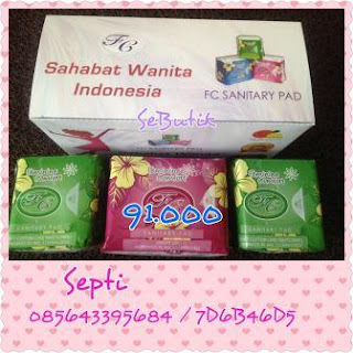 Avail Lucky Box 2 Pantiliner + 1 Pembalut Malam Night Use