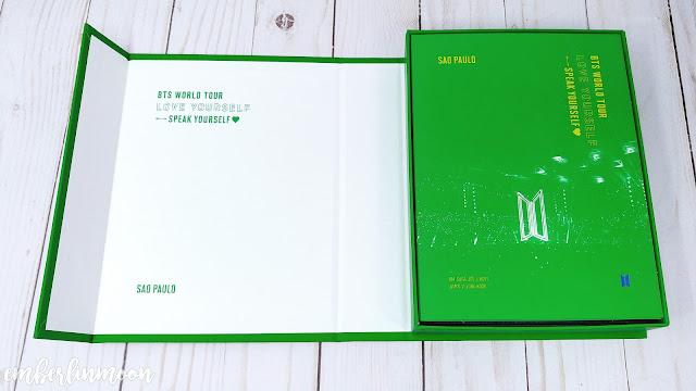 BTS Speak Yourself Sao Paulo Brazil DVD | DVD