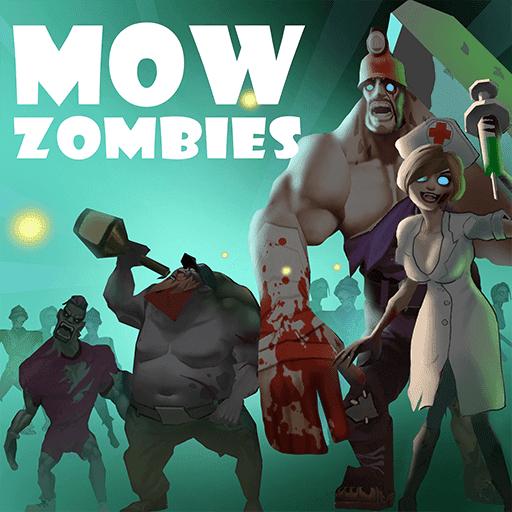 Mow Zombies - VER. 1.6.29 Weak Enemy MOD APK