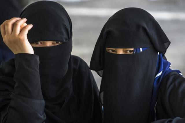 Perangi terorisme, Cina tetapkan UU terkait janggut dan niqab di Xinjiang