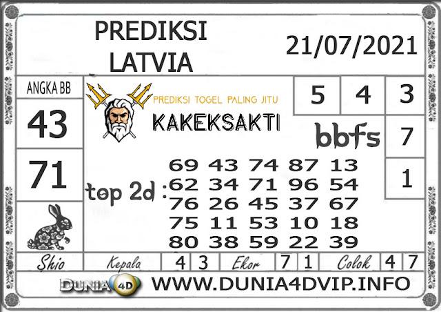Prediksi Togel LATVIA DUNIA4D 21 JULI 2021