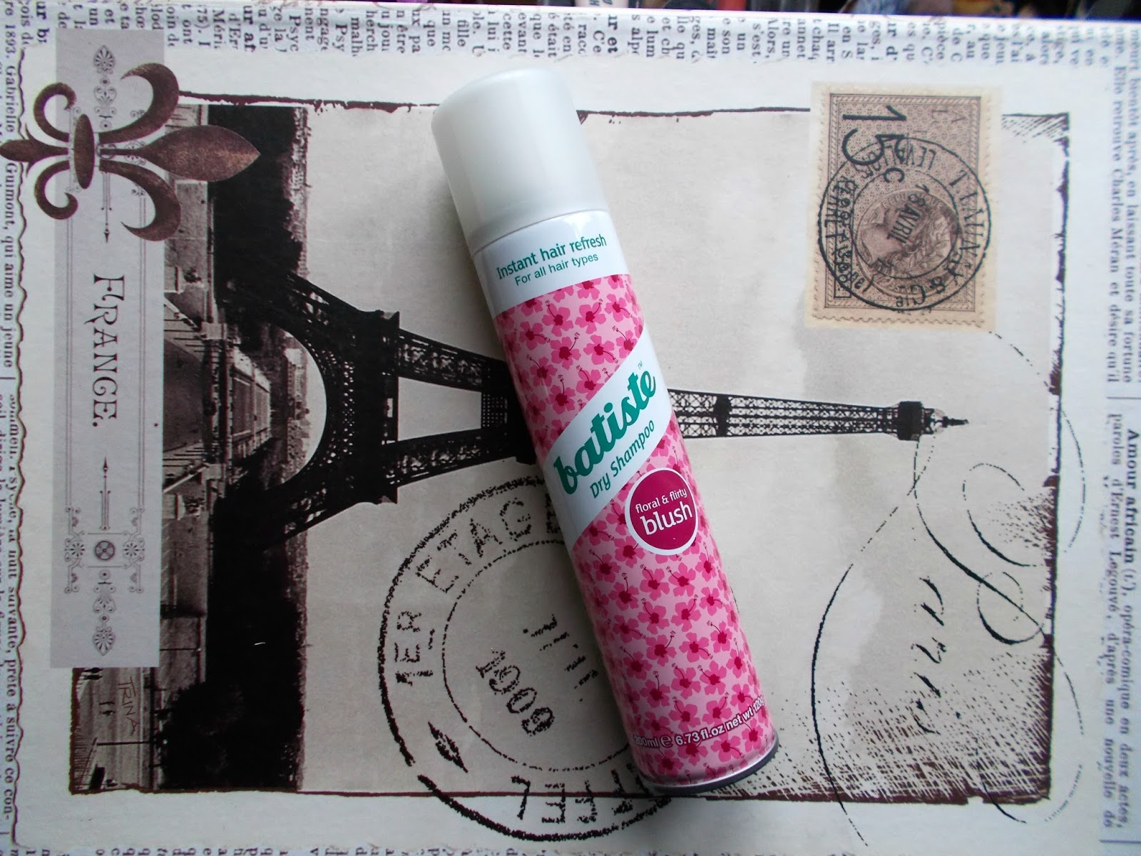 haircare empties batiste dry shampoo review