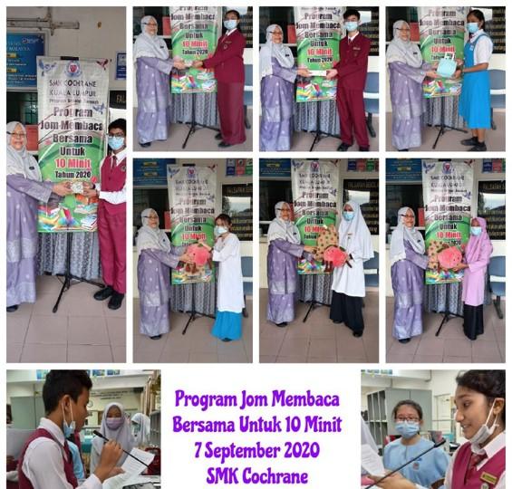 7/9/2020 PROGRAM JOM MEMBACA UNTUK 10 MINIT