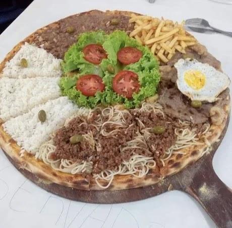 Vai uma pizza?