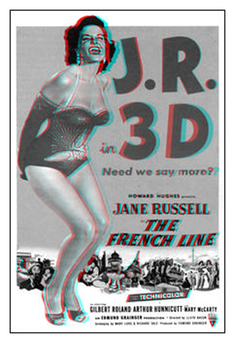 Retired in Paradise: 3D Movies In The 1950's