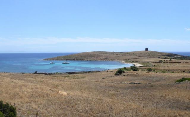 cala trabuccato Asinara