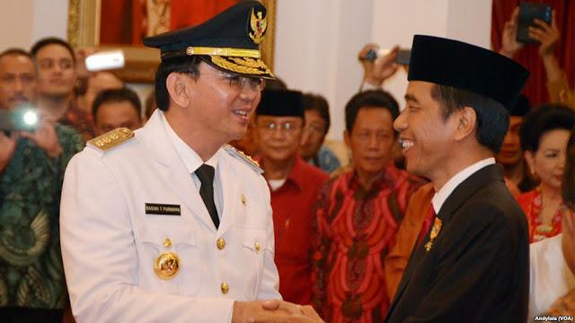 Jokowi Bukan Ahok