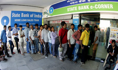 ATM - India
