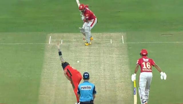 Punjab defeated Bengaluru by 97 runs