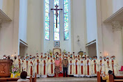 Berikut Penempatan 8 Imam Baru Yang Ditahbiskan Keuskupan Manado
