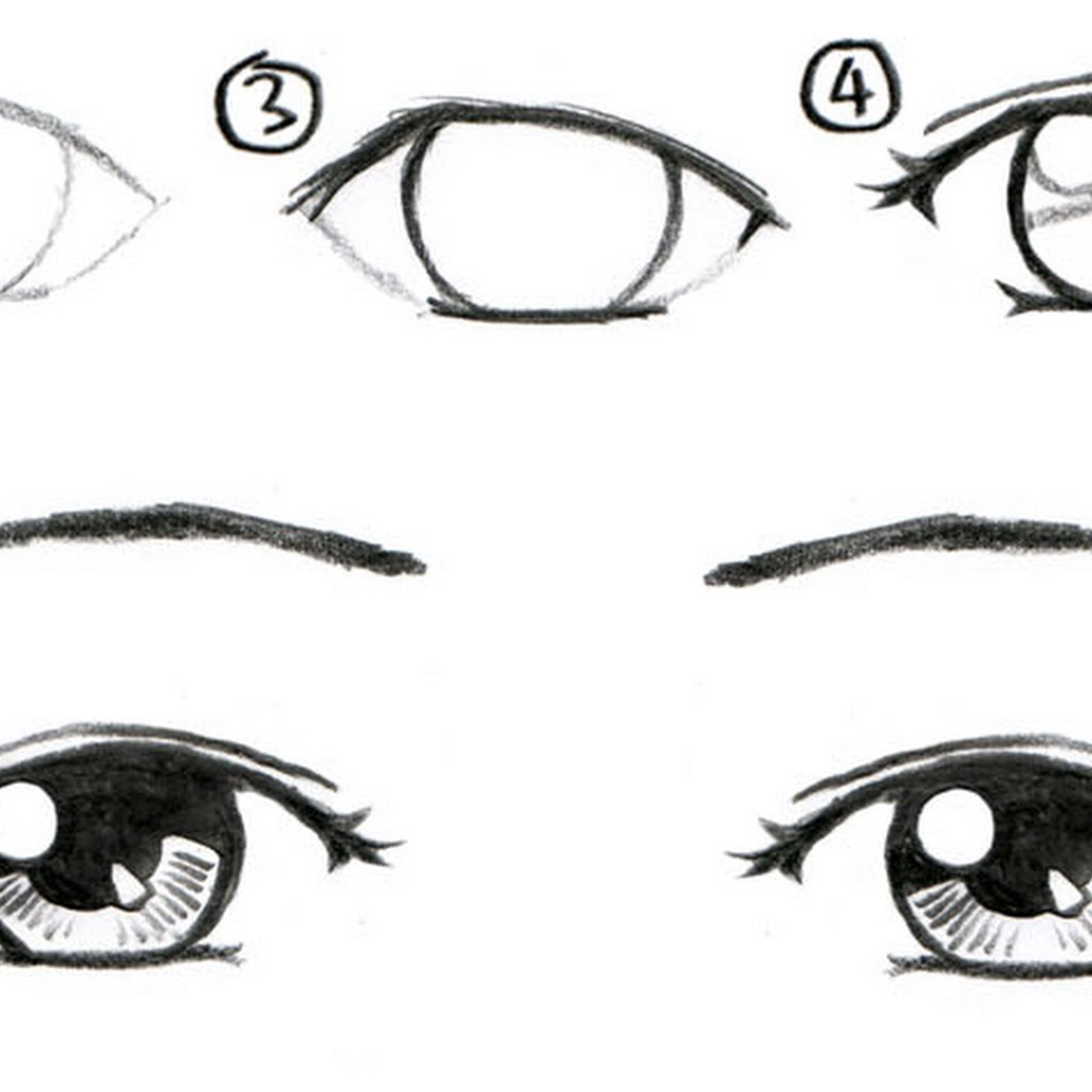 95 How To Draw Realistic Eyes With Step By Step Drawing Tutorial In