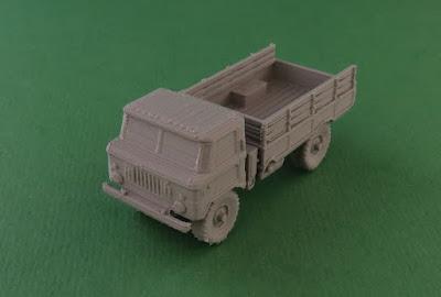 GAZ 66 Truck picture 1