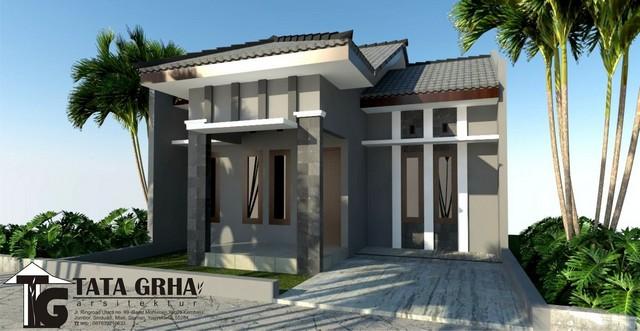 Gambar 3D & Jasa Desain Rumah Murah | Jasa Arsitek Gambar Rumah Minimalis ...