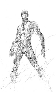 Demonpuppy's Wicked Awesome Art Blog: The Renegade!