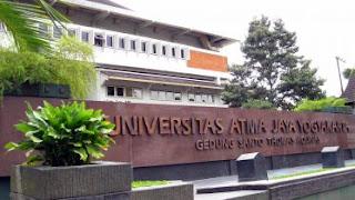 Kuliah Sabtu Minggu Universitas Atmajaya Yogyakarta (UAJY)
