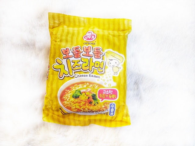 Ottogi Cheese Ramen Soup, Ottogi, Ramen Review, Noodle review, Instant Ramen Review, Top Food Blog Of Pakistan, Pakistan Food Blog, Real Life with Maliha