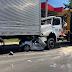 Motorista de carreta que matou mulher e enteada é demitido de empresa após laudo pericial